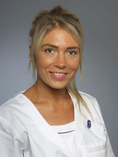 Statsautoriseret fodterapeut Anica Grube Dreyer