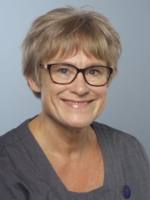 Statsautoriseret fodterapeut og klinik ejer Bente Hansen