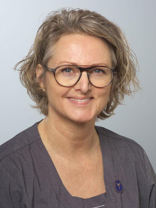 Statsautoriseret fodterapeut Anita Vinther